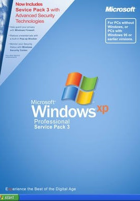 Download – Microsoft Windows XP SP3 PT BR – Julho 2012 Upd + Plus