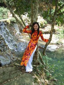 Khoang Xanh, Vietnam