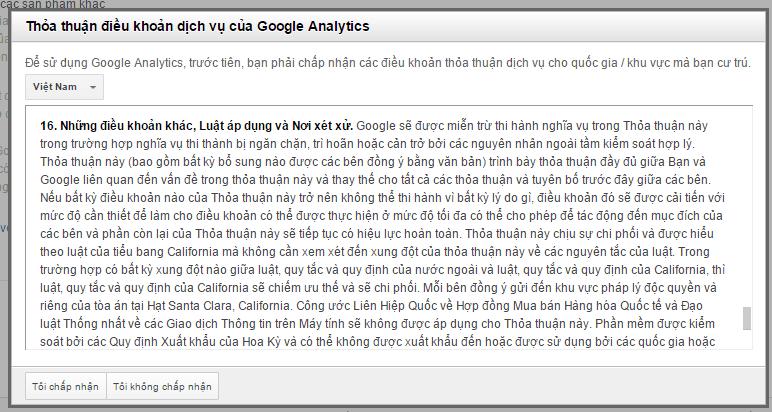 Hướng dẫn thêm Google Analytics cho blogspot