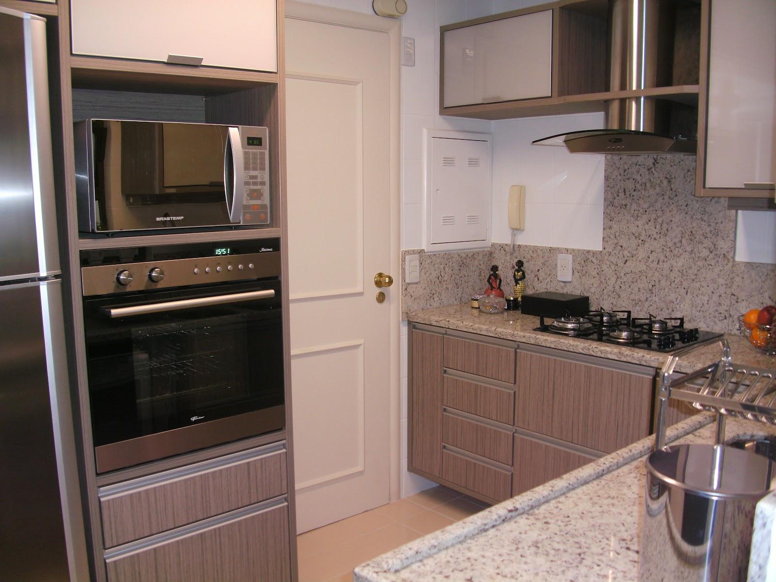 Another Image For cozinha planejada porto alegre #815E4A 1600 1200