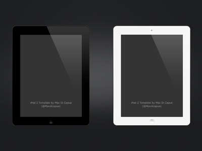 Free Devices PSD Templates
