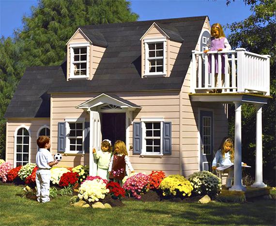 Rumah Permainan Anak Orang Kaya