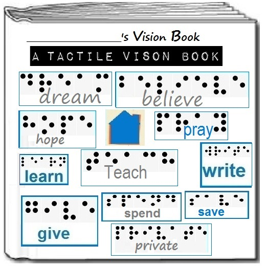 The Tactile Vision Book