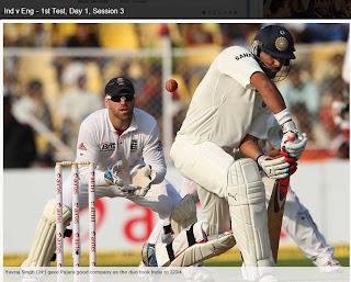 Yuvraj-Singh-Ind-v-Eng-1st-Test-Day1