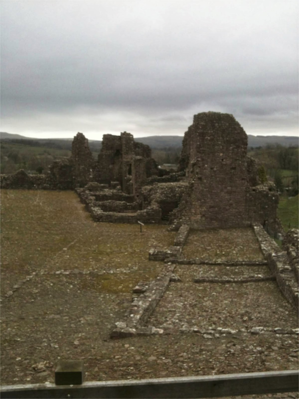 Ruins of Brough Castle