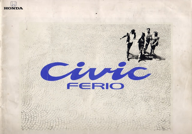 Spesifikasi Honda Civic Ferio
