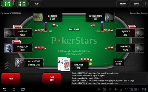 Jogar poker valendo dinheiro