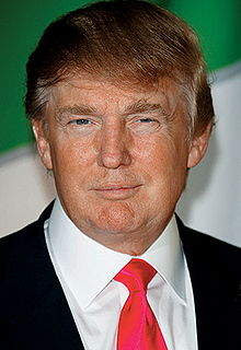 Biography of Donald Trump - Real Estate Entrepreneur