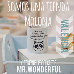 Punto de venta físico de Mr. Wonderful en VALENCIA