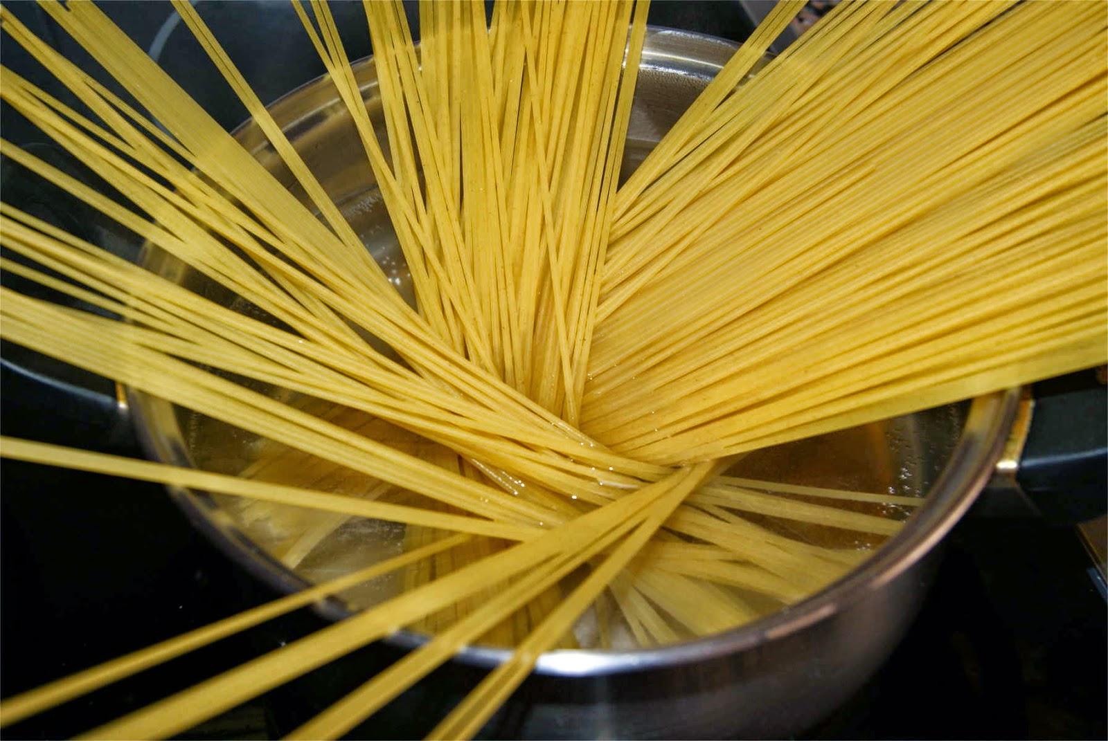 Espagueti a la boloñesa de pavo paso 4