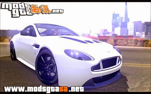 SA - Aston Martin V12 Vantage S 2013