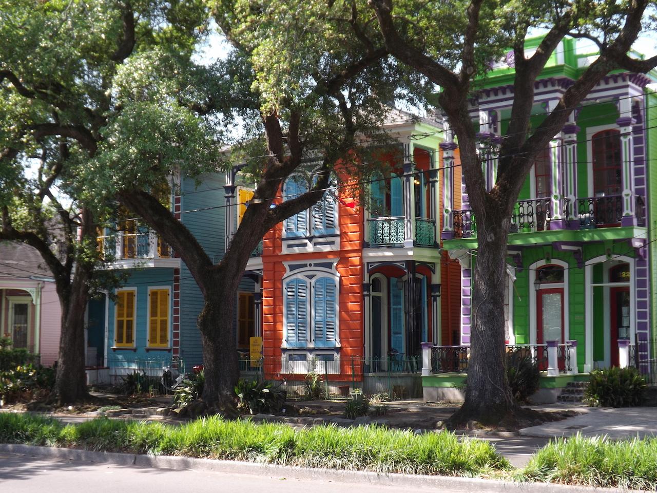 La Belle Esplanade, a small artisanal hotel in America's most interesting city