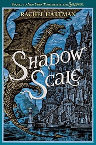 Shadow scale Blog tour