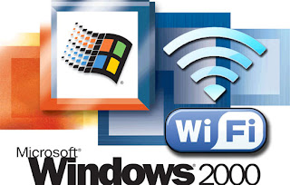 Настойка WiFi на Windows 2000