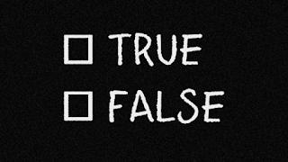 true false 5 Fakta Salah Tentang Alam
