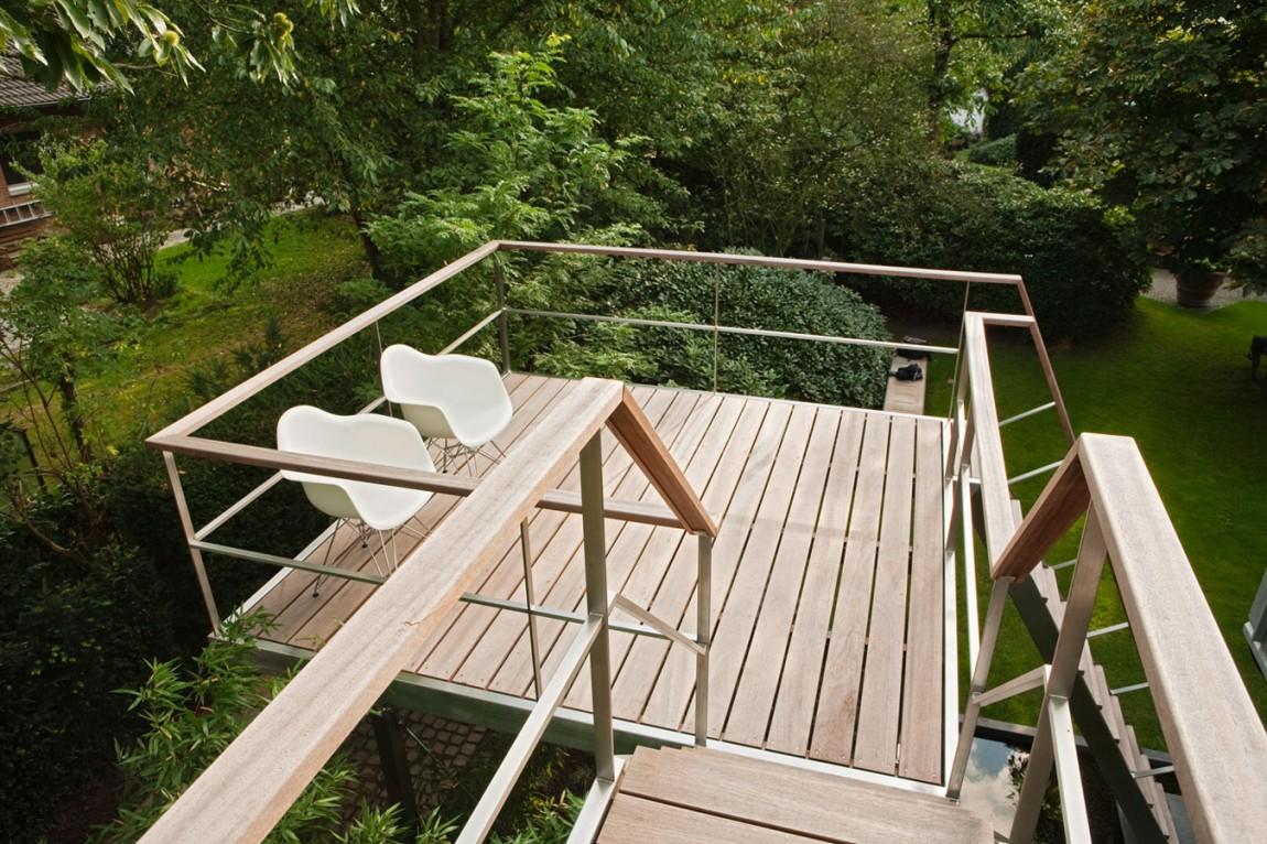 Moderna Casa del Árbol | Ideas para decorar, diseñar y mejorar tu casa.