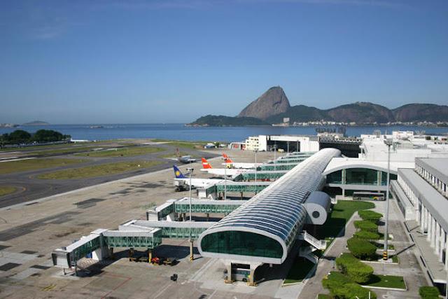 Πτήσεις από Ελλάδα προς Βραζιλία.