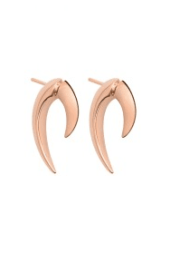 Rose Gold Vermeil Talon Earrings Shaun Leane