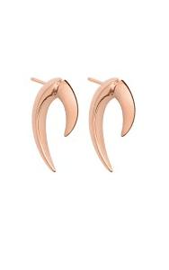 Rose Gold Vermeil Talon Earrings Shaun Leane