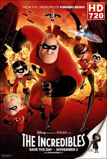 Ver peliculas Los increíbles (2004) gratis