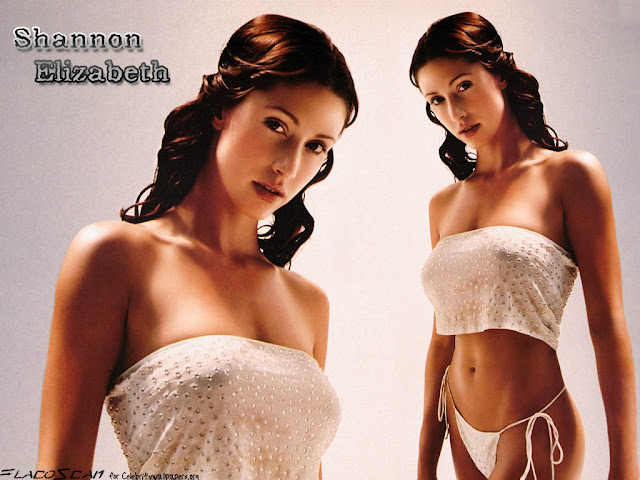 Super Model Shannon Elizabeth