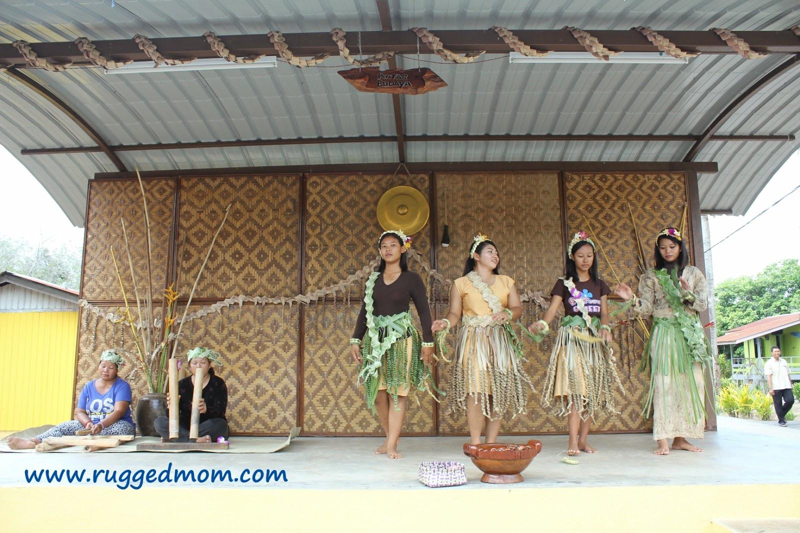 Perkampungan orang asli tercantik dan terbersih di Malaysia