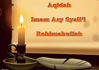 Benarkah Imam Syafi'i Syiah?