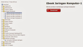 Ebook Teknisi Jaringan Cara Setting Server dan Klien