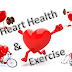 Exercising for a healthy heart(एक स्वस्थ दिल के लिए कसरत)