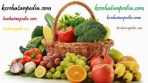 Manfaat Buah-buahan - dan Sayur