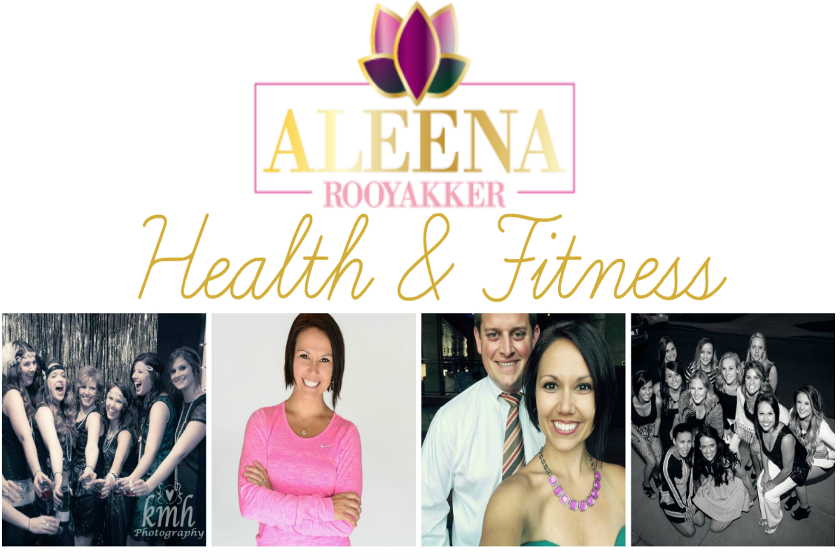 Aleena Rooyakker                                                        Health & Fitness
