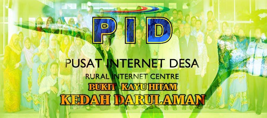 Pusat Internet Desa Bukit Kayu Hitam
