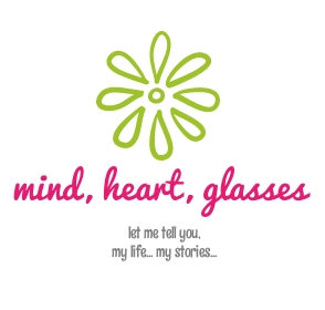 Mind, Heart, Glasses
