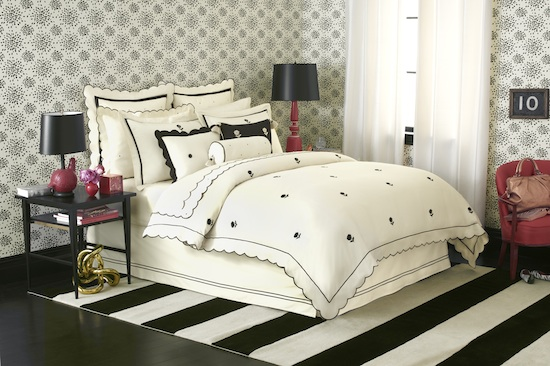 sandee royalty kate spade bedding coming to