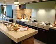 gambar dapur rumah klasik