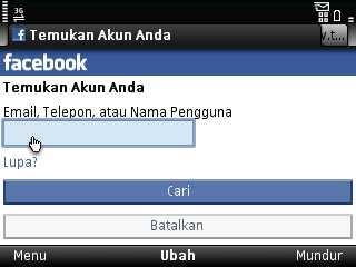 Cara Hack Facebook Update Terbaru 2013