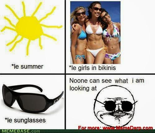 Me Gusta wore Beach Sunglasses