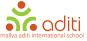 Mallya Aditi International School Bangalore Logo