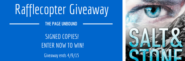 BLOGGER GIVEAWAY: