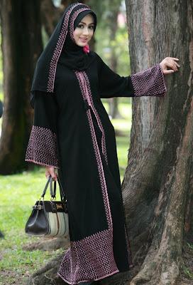 Contoh Gambar Busana Muslim
