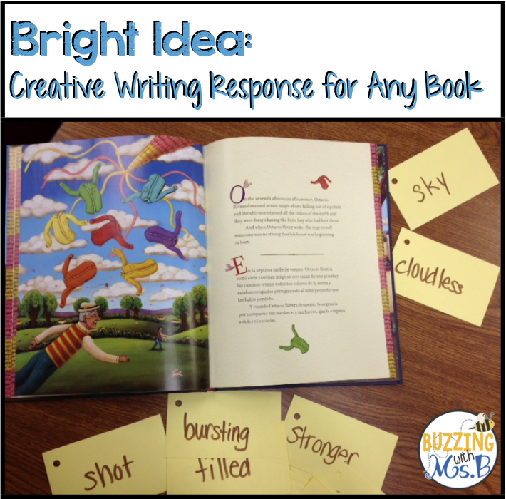 http://buzzingwithmsb.blogspot.com/2014/09/bright-idea-creative-writing-response.html