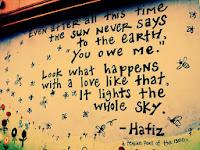 Love fuels Light