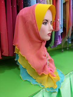 Applegreen Hijab: April 2013