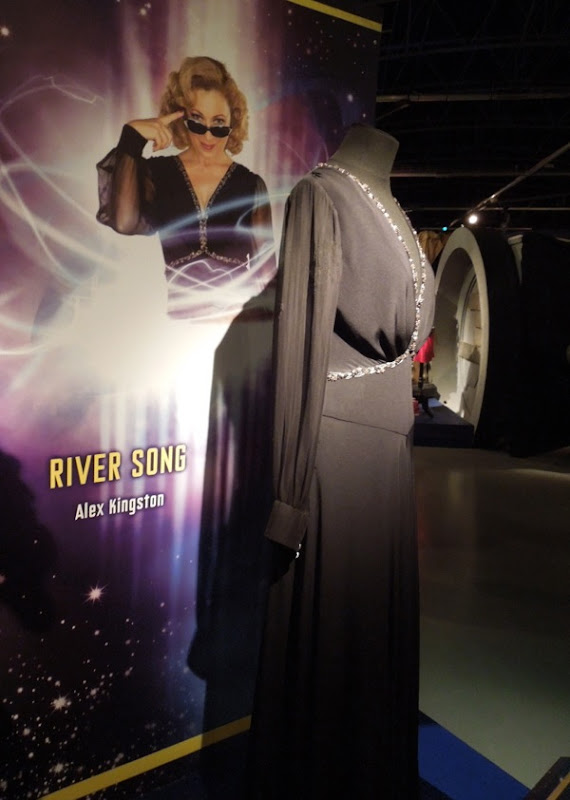River Song Time of Angels Doctor Who costume