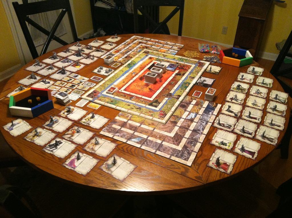 La cantina dei goblin talisman un gioco da tavolo per viaggiare con la fantasia - Talisman gioco da tavolo ...