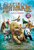 bookcover of WILD BORN  (Spirit Animals Book 1)  by Brandon Mull