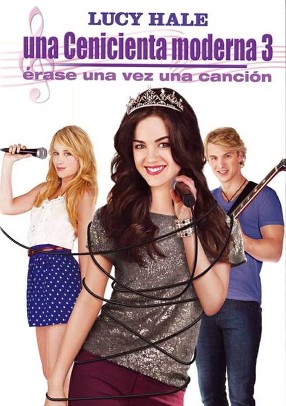 Una Cenicienta moderna 3 (2011) [Latino]