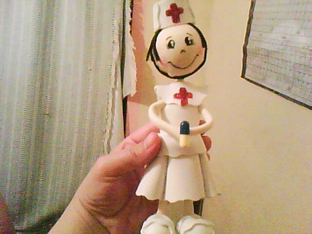 Mi Lugarsitio: una linda enfermera