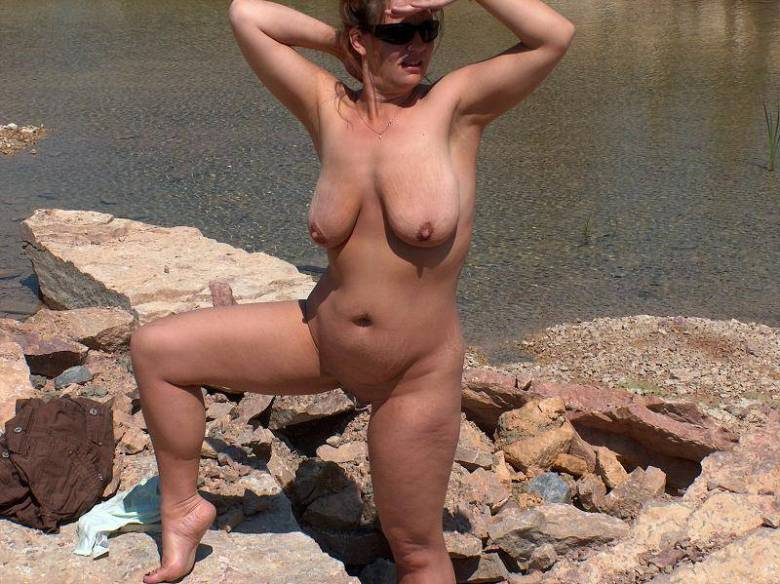 Mature nude in public tumblr