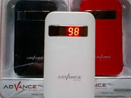 Harga Advance Power Bank PB102C 8800mAh
